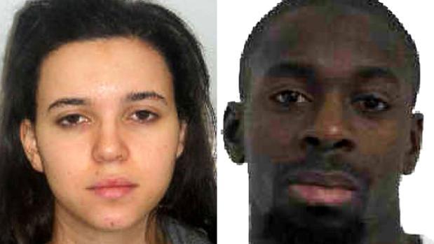 La novia de Coulibaly, que participó en la matanza contra Charlie Hebdo, culpable por asociación terrorista