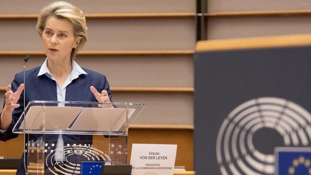 El Parlamento Europeo aprueba el Presupuesto de la UE entre 2021 y 2027