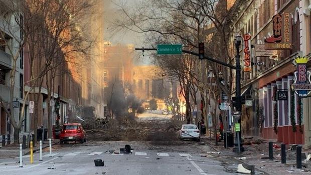El autor del ataque de Nashville, un hombre atemorizado por el 5G que se suicidó con la explosión