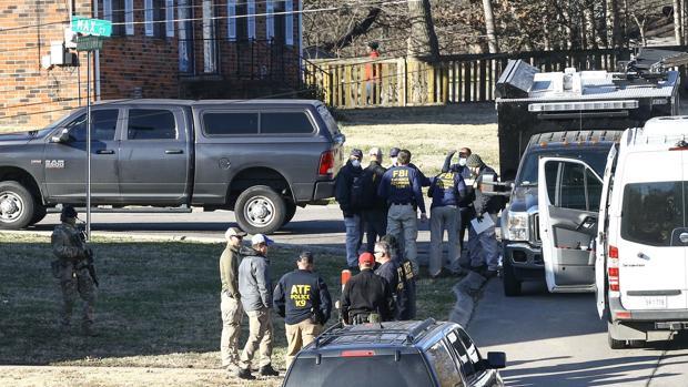 Investigan si la paranoia contra el 5G está detrás de la bomba de Nashville