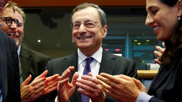 Draghi, el mejor remedio italiano contra la crisis