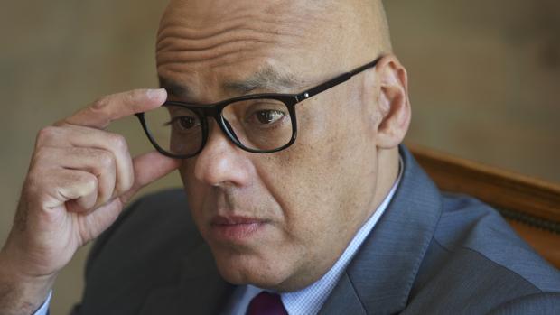El chavismo propondrá al exministro Jorge Rodríguez como líder de la Asamblea Nacional