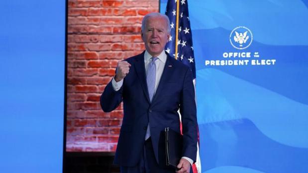 Biden exige a Trump que acabe con el asedio al Capitolio: «No es una protesta, es insurrección»