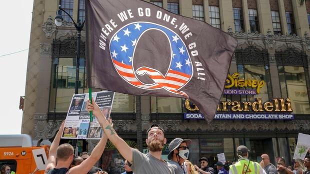 Twitter cancela más de 70.000 perfiles que difundían teorías de la conspiración QAnon
