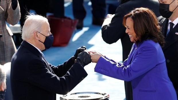 Protagonistas y anécdotas de la ceremonia de investidura de Joe Biden