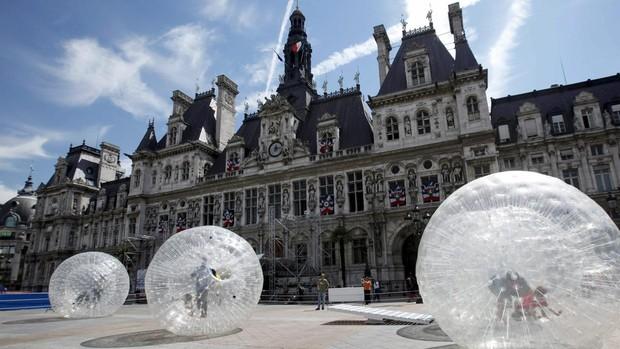 Nuevo escándalo sexual en la alcaldía de París, el cuarto en siete meses