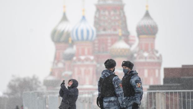Cerrojazo mañana al centro de Moscú para impedir la manifestación en apoyo de Navalni