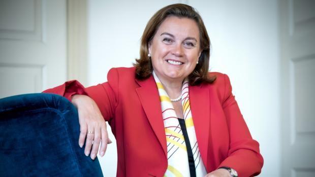 Ana Paula Zacarias: «La tercera ola nos obliga a poner en marcha los planes con más rapidez»