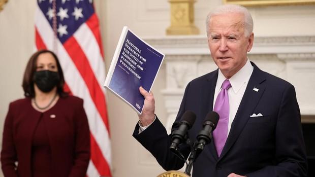 Biden no negociará con Maduro directamente, según su portavoz diplomático