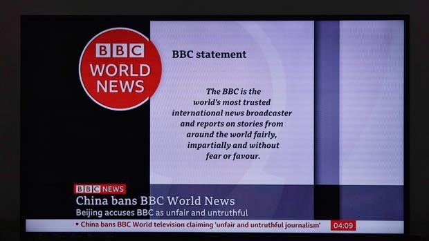China cancela la licencia de la BBC en represalia a las medidas de Reino Unido y Hong Kong se suma al veto