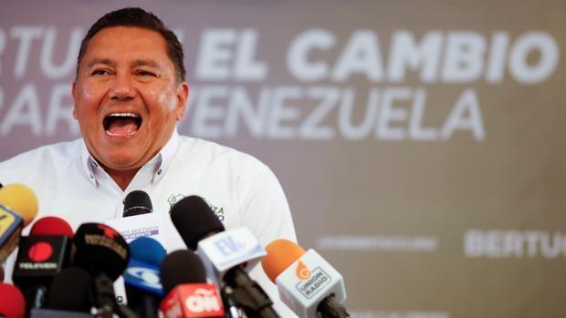 Estados Unidos expulsa de su territorio al disidente de la oposición venezolana, Javier Bertucci