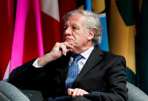 The Secretary General of the OAS, Luis Almagro