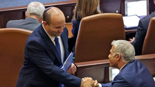 El nuevo Gobierno israelí supera el ?test? de la Marcha de Jerusalén