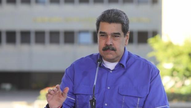 Maduro anuncia a México como sede del diálogo con la oposición, pero rechaza la participación de Guaidó