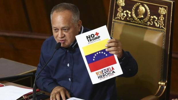 Diosdado Cabello: «Defenderemos Cuba hasta con nuestras vidas si es necesario»