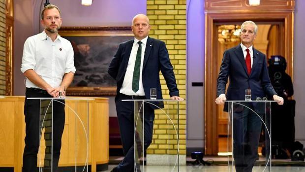 Tras el resultado de las elecciones de Noruega, todos los países nórdicos giran a la izquierda