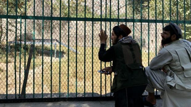 El Zoo de Kabul quiere desarmar a los talibanes
