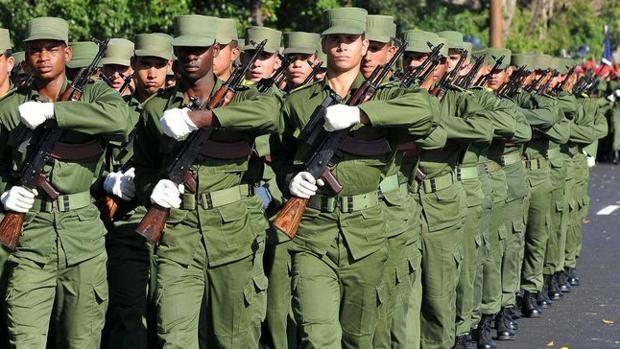 El régimen cubano anuncia la militarización del país para evitar la manifestación del 20-N