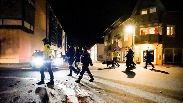 El asesino danés del arco y las flechas es un musulmán radicalizado