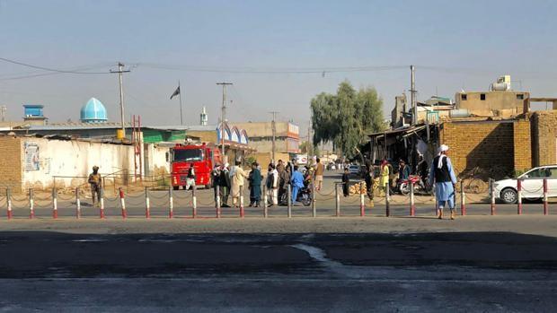 Al menos 36 muertos por explosiones en una mezquita chiita en Afganistán
