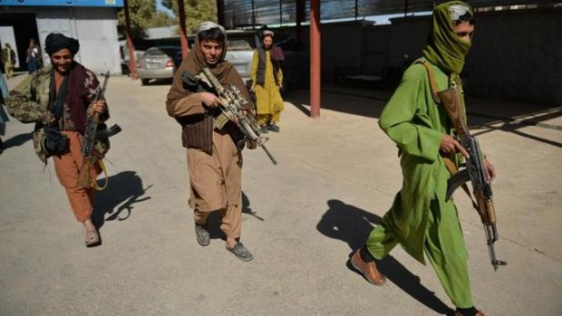 La nueva vida de un comandante talibán: de ordenar atentados suicidas a jefe de policía en Kabul