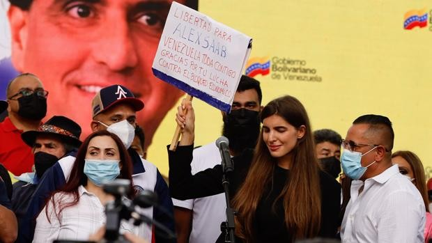Camilla Fabri, la modelo que encandiló al testaferro de Maduro