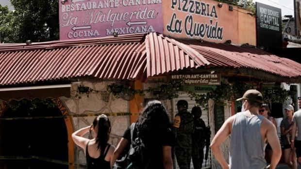 El Gobierno alemán aconseja permanecer en los hoteles tras la muerte a balazos de dos turistas en México