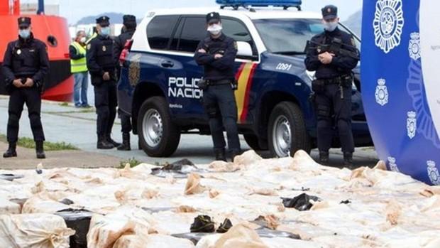 Otoniel metía 70 toneladas de cocaína al año en España, el 80% de la que se mueve en nuestro país
