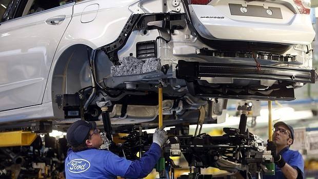 Se han fabricado más de 12.000 coches al día