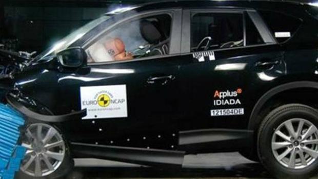 5dccf97ea Estos son los 44 coches con «cinco estrellas» de seguridad EuroNcap