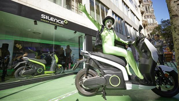 Nueva flagship store de Silence en Barcelona