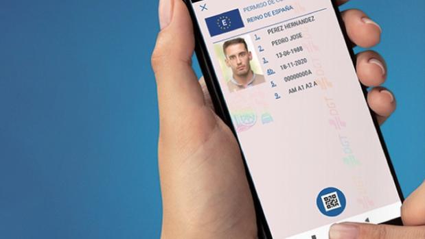 MiDGT, proyecto de aplicación móvil de la DGT