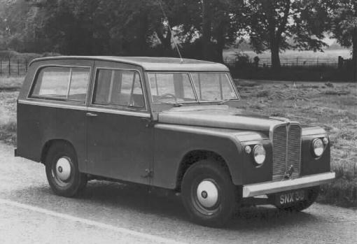 Modelo abortado en 1958
