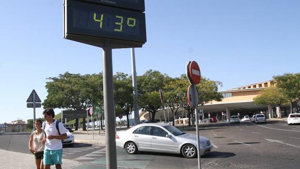 El aumento del estrés térmico podría llevar a una pérdida de productividad