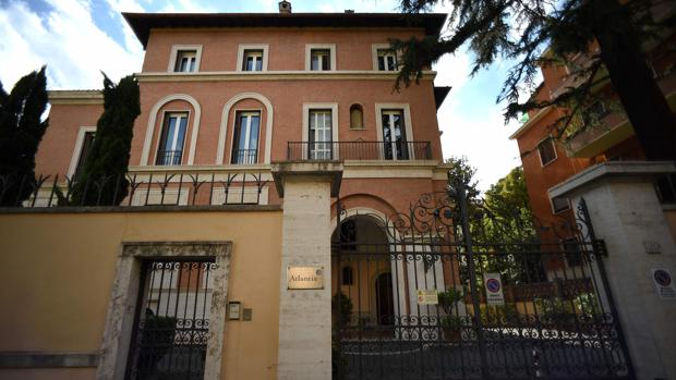 Sede de Atlantia en Roma