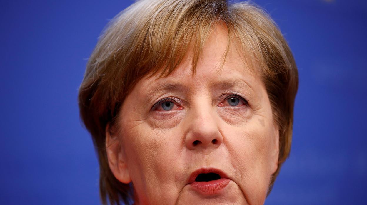 Angela Merkel Kg