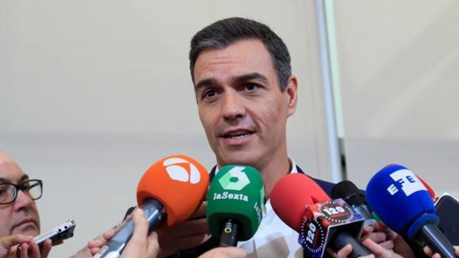 Sánchez: Los golpistas son nacionalistas