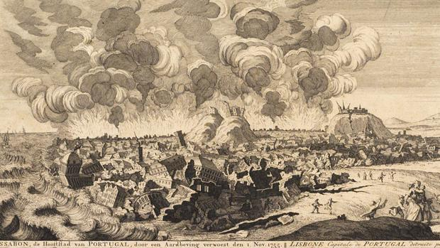 El terremoto de Lisboa