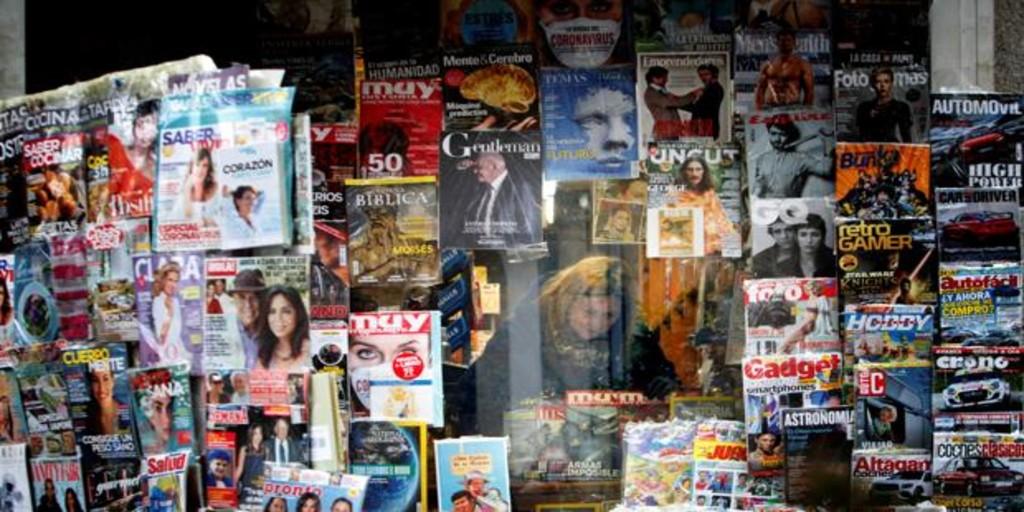 Los periódicos, también