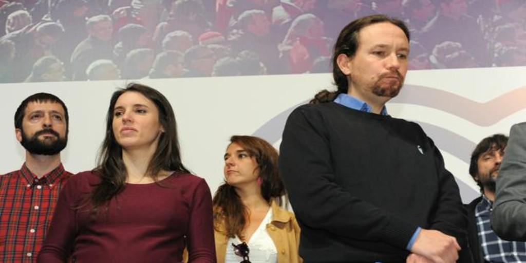 Ahora la «caja b» de Podemos