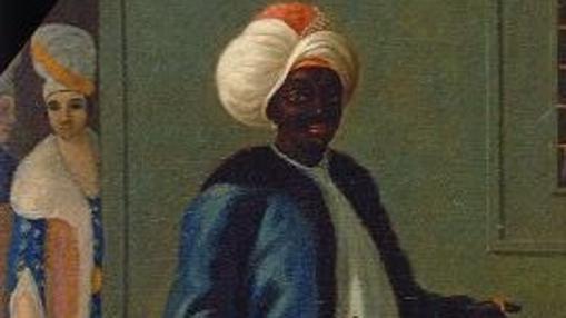 Un Kizlar Agha o jefe de los Eunucos Negros