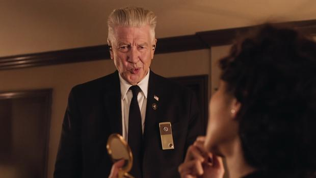 David Lynch, en «Twin Peaks»