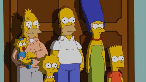 Los Simpson, una de las familias más populares de la historia de la televisión