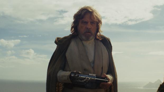 Mark Hamill, Luke Skylwalker en toda la saga «Star Wars»