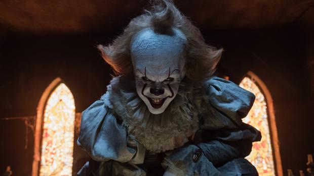 «It», con su payaso de referencia, ha sido la película más popular del año, según IMDb