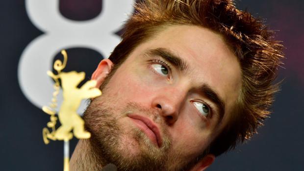 Robert Pattinson, en la Berlinale, donde presentó «Damsel»