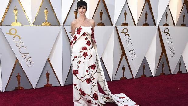 Oscars 2018 Las Redes Se Burlan Del Vestido De Paz Vega En