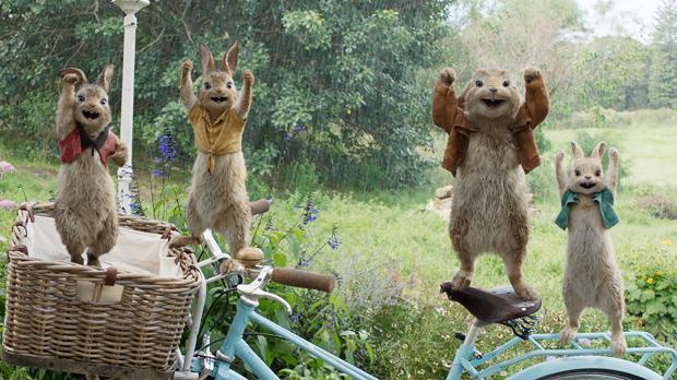 Peter Rabbit Personajes De Ayer Para Los Niños De Hoy