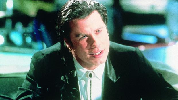 John Travolta, Vincent Vega en «Pulp Fiction»