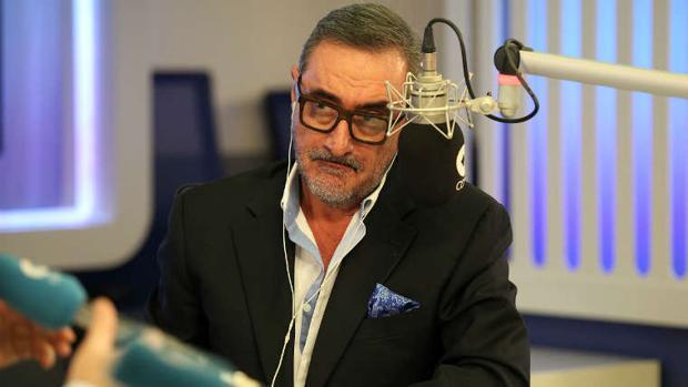 Carlos Herrera, en «Herrera en Cope»